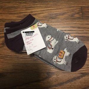Women's 6 pk Low Cut Socks Size 4-10